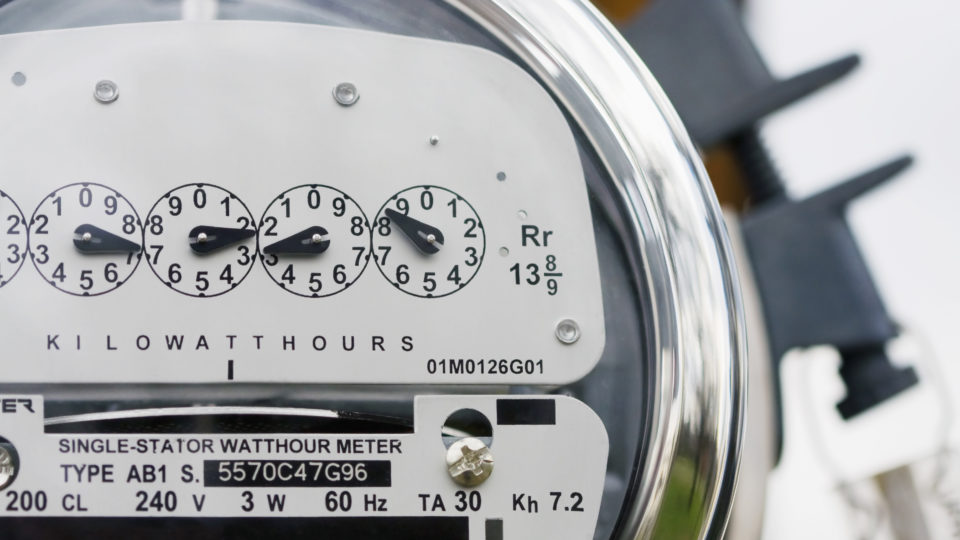 electric meter problems